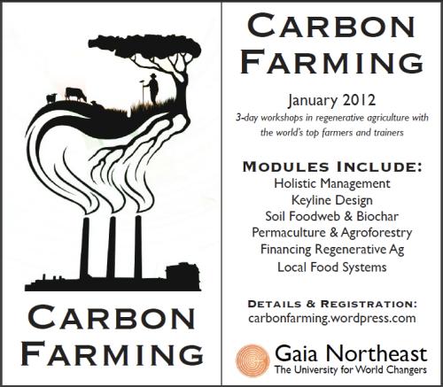 Carbon Farming 2012